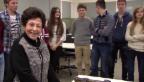 Video «Johanna Neumann erzählt in einer Schulklasse» abspielen