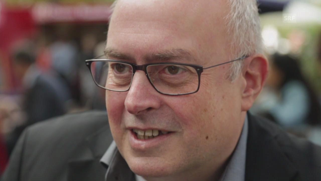 Übersetzer Paul Berf über Karl Ove Knausgård