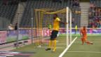 Video «YB stürmt zum Sieg gegen Lugano» abspielen