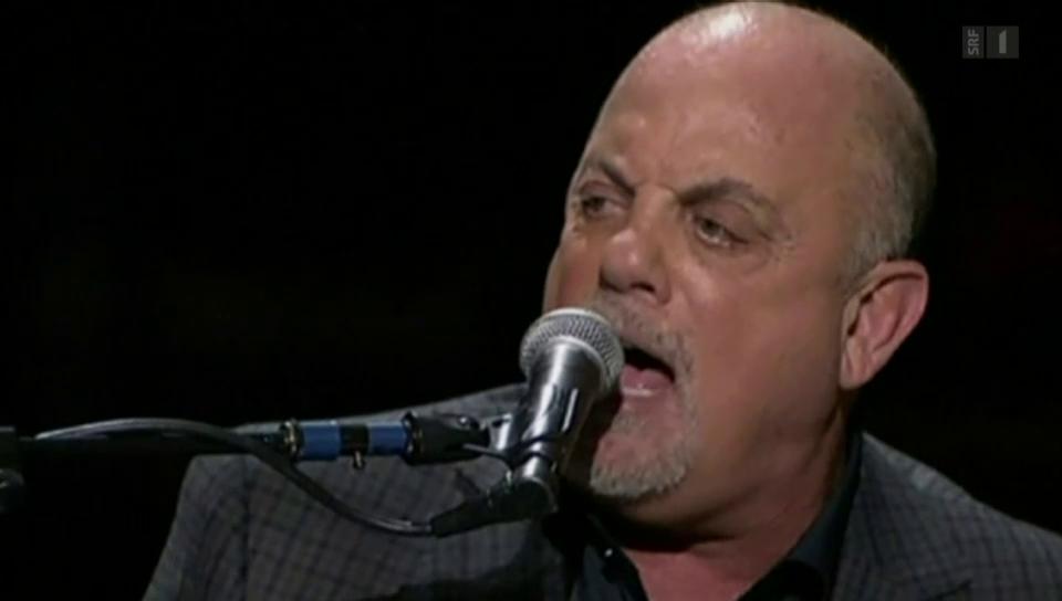 Vaterfreuden für Billy Joel
