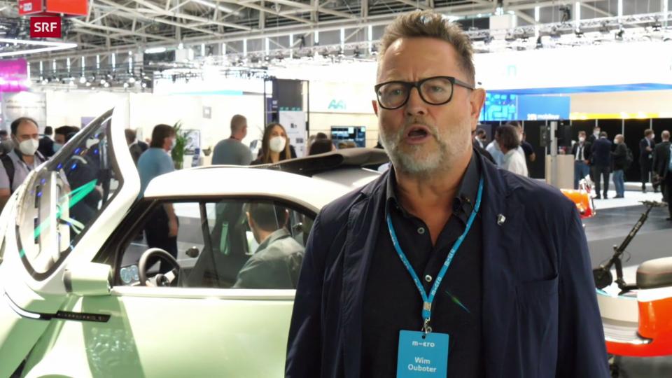 Wim Ouboter über Stolpersteine bei der Entwicklung seines Microlino-Elektroautos