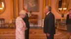 Video «Prinz Philip: Wieder auf den Beinen» abspielen