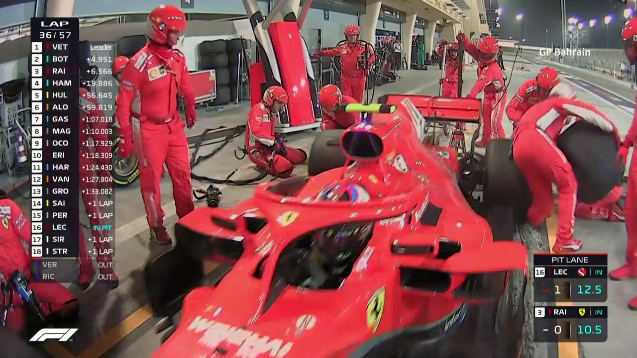 Dramatischer Zwischenfall mit Räikkönen