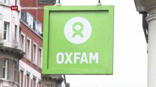 Video «Weiteres Kapitel im Oxfam-Skandal» abspielen