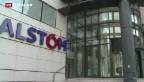 Video «Alstom will Angebot von General Electric annehmen» abspielen