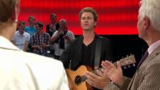Video «Musikalischer Abschluss der «Arena» mit Gustav» abspielen