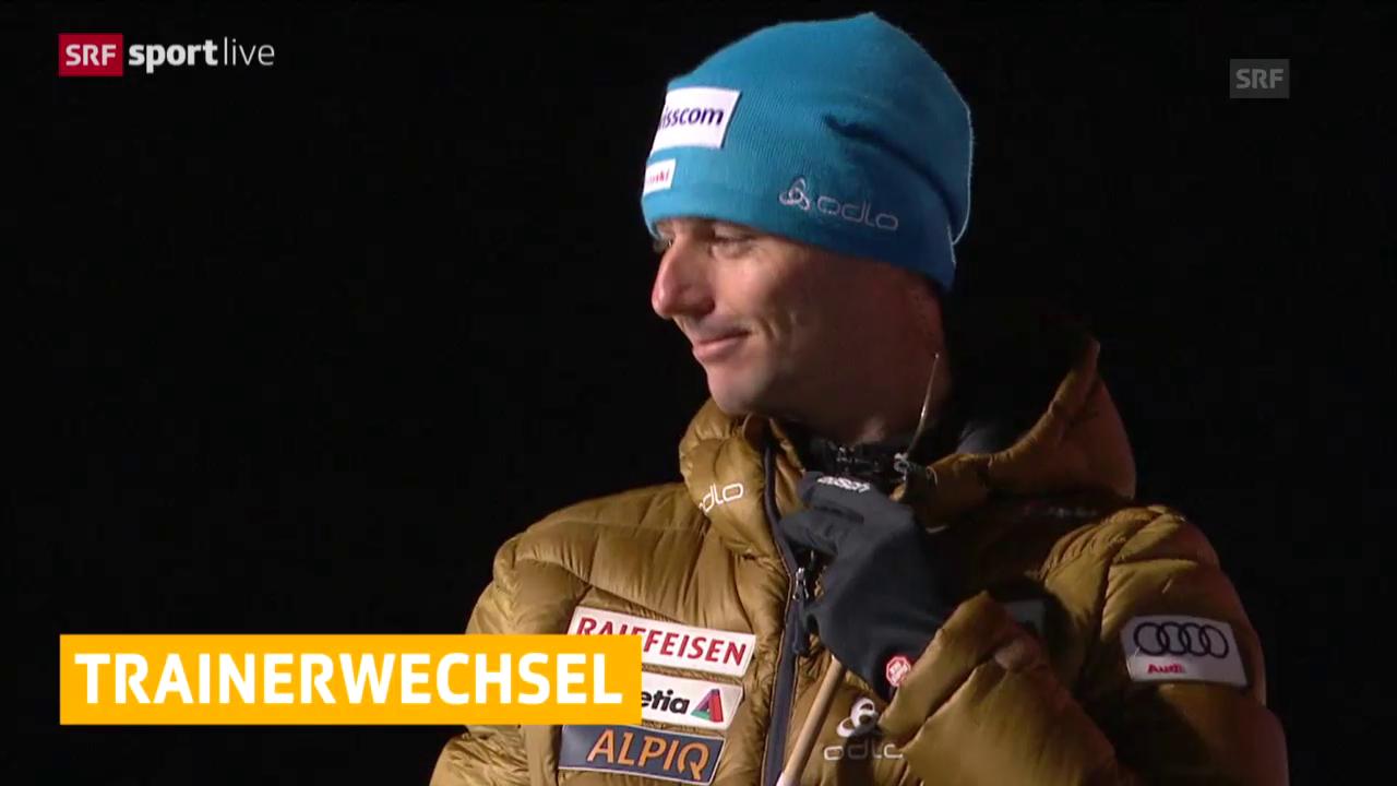 Skispringen: Künzle nicht mehr Skisprung-Nationaltrainer