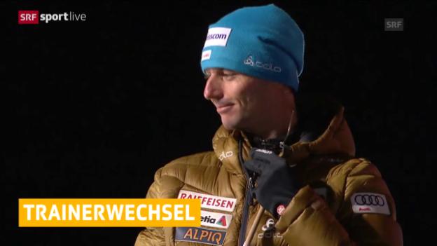 Video «Skispringen: Künzle nicht mehr Skisprung-Nationaltrainer» abspielen