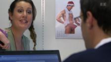 Video «Sexuelle Belästigung? Situation 2» abspielen