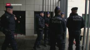 Video «Puigdemont stellt sich belgischer Polizei» abspielen