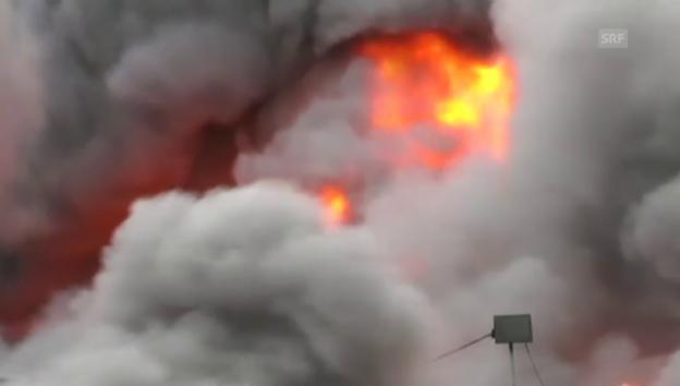 Video «Kasan erlebte die Hölle auf Erden» abspielen