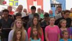 Video «Flüchtlinge in Laax» abspielen
