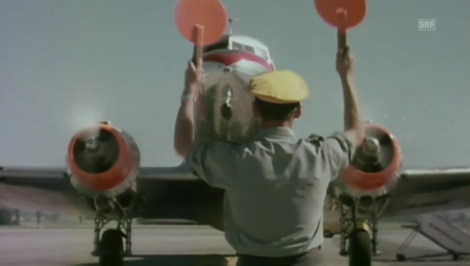 Wunschreprtage 1: Swissair-Archiv