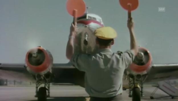 Video «Wunschreprtage 1: Swissair-Archiv» abspielen