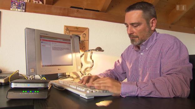 Video «Wettstreit mit Speed-Internet: Teure Abos oft unnötig» abspielen