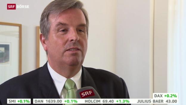 Video «SRF Börse vom 19.11.2014» abspielen