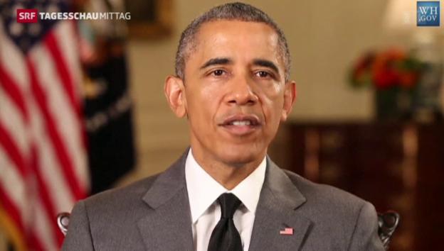 Video «Ambitioniert: Obamas Klimaziele» abspielen