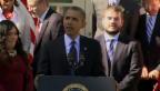 Video «Barack Obama löst Ohnmacht aus» abspielen