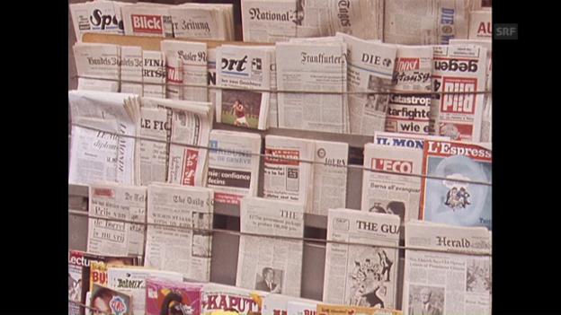 Video «Persönlichkeitsschutz (CH-Magazin vom 10. Oktober 1975)» abspielen