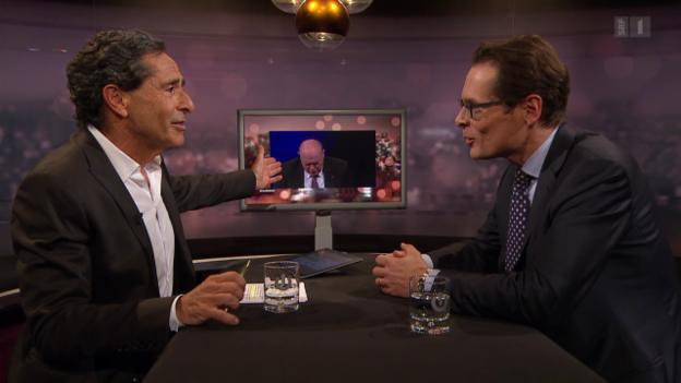 Video «Gast: Roger Köppel, Medienunternehmer und Nationalrat» abspielen