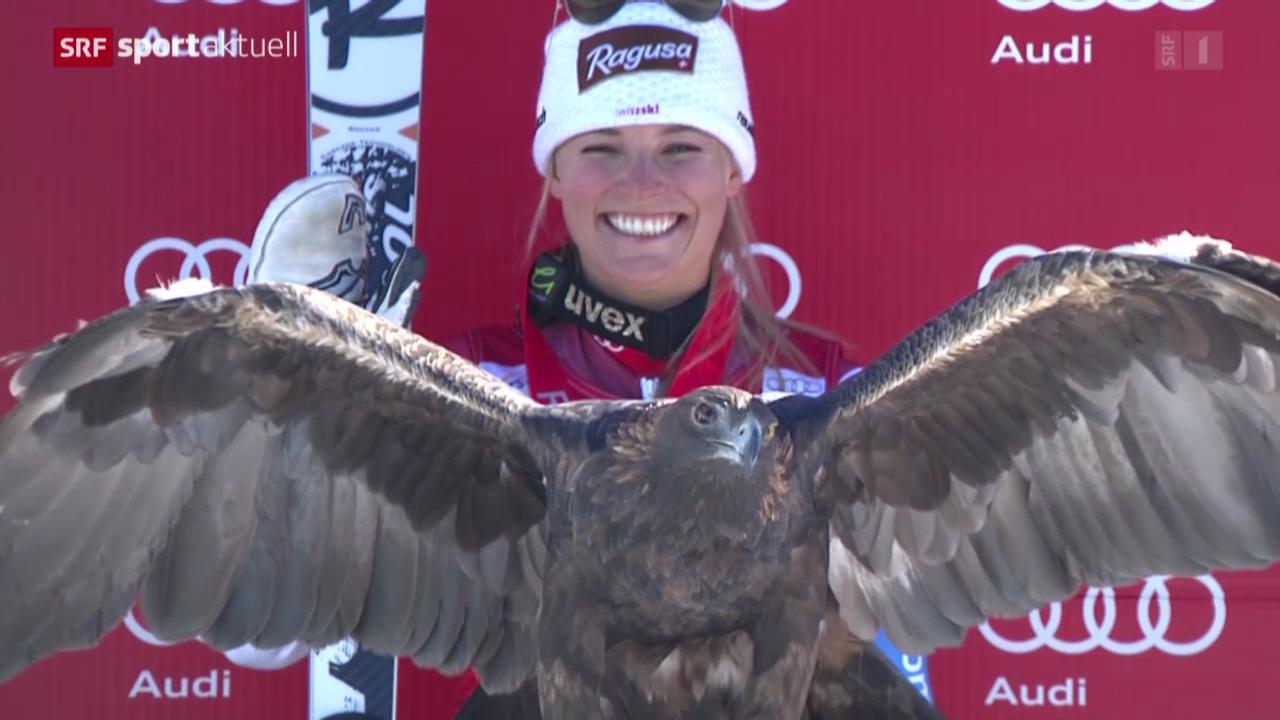 Ski: Super-G Frauen in Beaver Creek