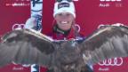 Video «Ski: Super-G Frauen in Beaver Creek» abspielen
