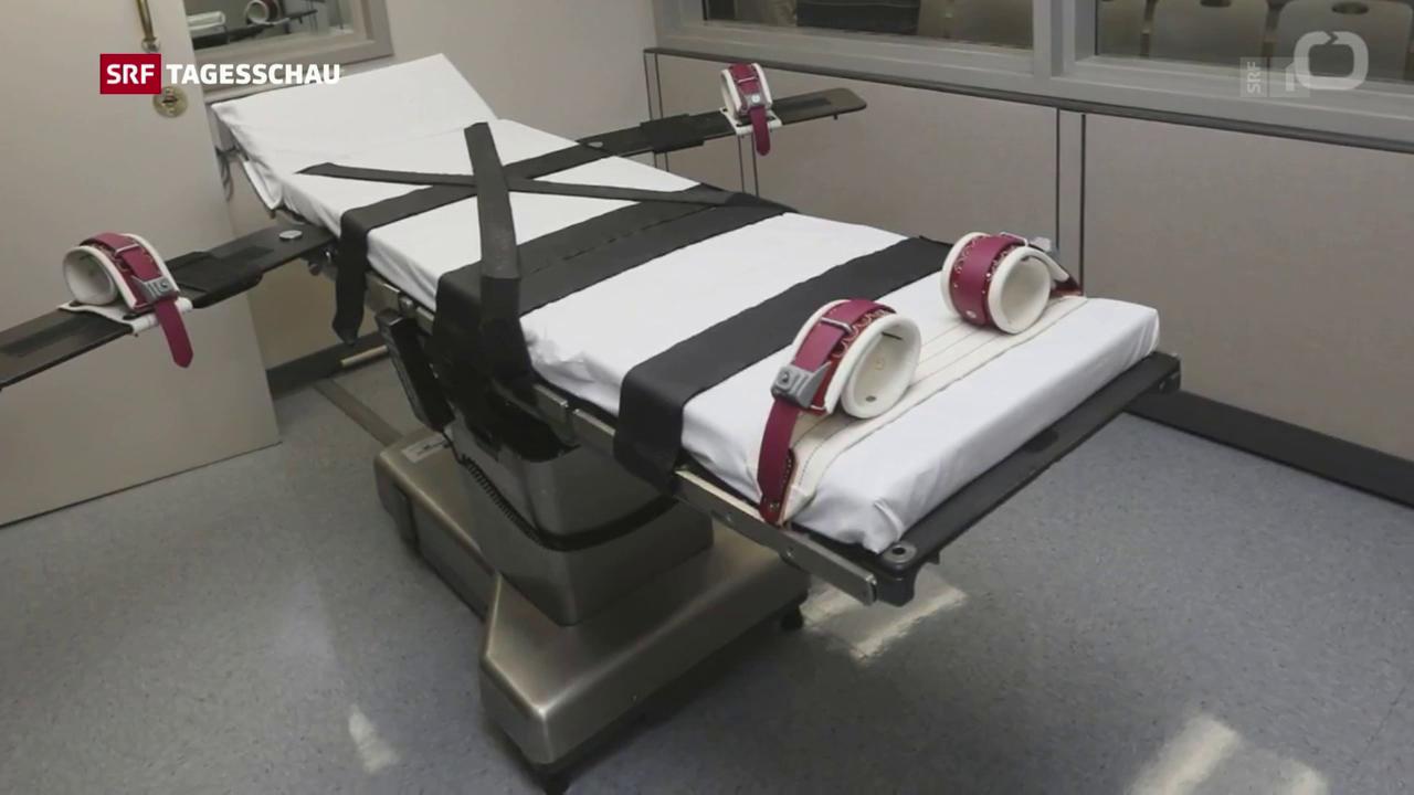 Sieben Hinrichtungen in kurzer Zeit