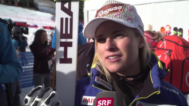Video «Das sagt Lara Gut zur Renn-Absage in Courchevel» abspielen
