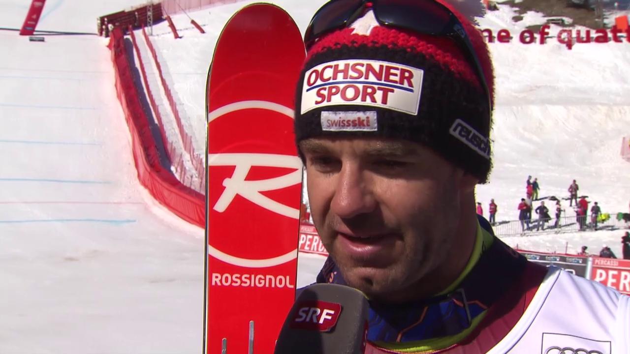 Weltcup m nner d fago den moment geniessen sport srf for Didier defago