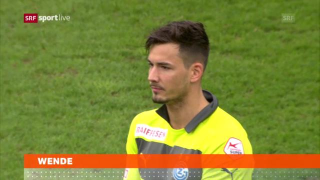 Fussball: Sperren gegen GC-Keeper Bürki aufgehoben