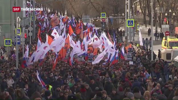 Video ««Russland ohne Putin»» abspielen