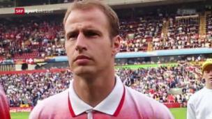 Video «EURO-Stars: Marc Hottiger blickt auf die EM '96 zurück» abspielen