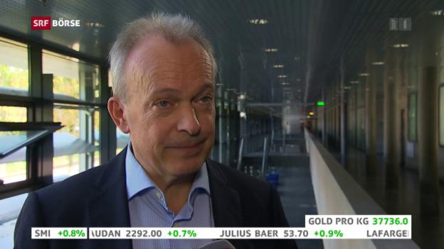 Video «SRF Börse vom 16.08.2018» abspielen