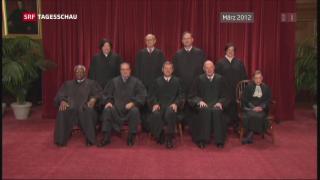 Video «US-Republikaner ändern Regeln für Richterwahl» abspielen