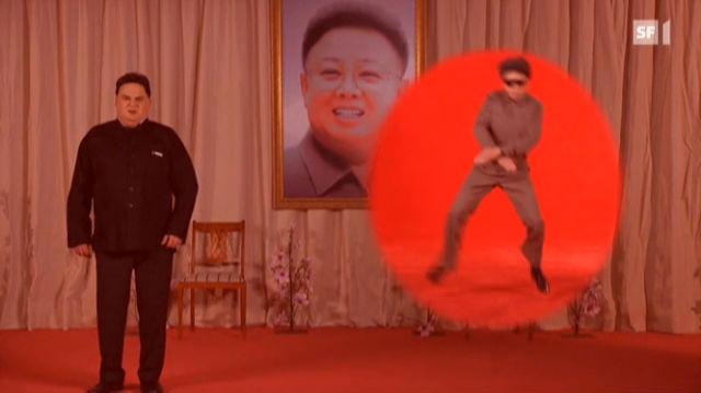 Kims Gangnam Style reloaded