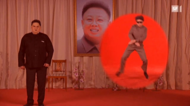 Video «Kims Gangnam Style reloaded» abspielen