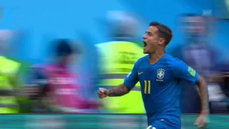 Link öffnet eine Lightbox. Video Brasilien spät zum Sieg abspielen