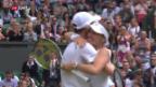 Video «Hingis triumphiert im Mixed-Doppel» abspielen