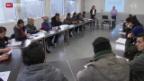 Video «Benimm-Kurs für Flüchtlinge in Genf Standard» abspielen