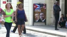 Video «Kuba bereitet sich für Obama-Besuch vor» abspielen