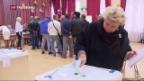 Video «Russland wählt Parlament» abspielen