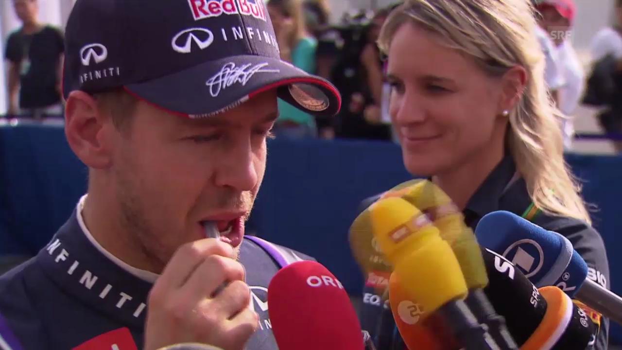 Vettel über seinen Abgang bei Red Bull