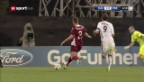 Video «Highlights Cluj-Basel («sportlive»)» abspielen