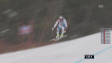 Video «Fahrt von Beat Feuz («sportlive»)» abspielen