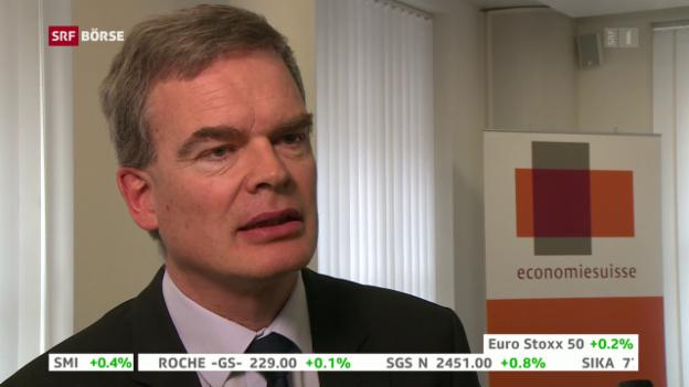 Video «SRF Börse vom 09.03.2018» abspielen