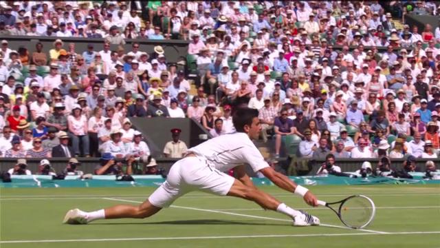 Tennis-Spektakel von Djokovic und Murray in den Halbfinals