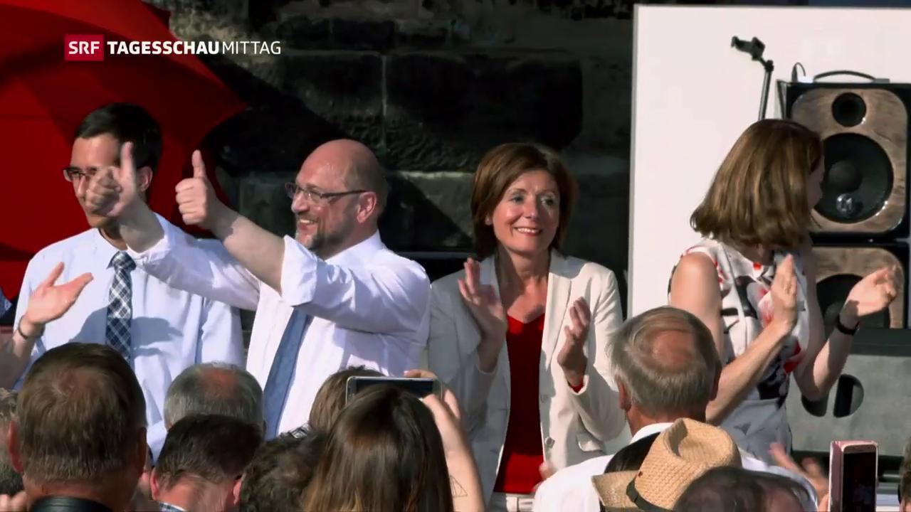 Deutschland vor der Bundestagswahl