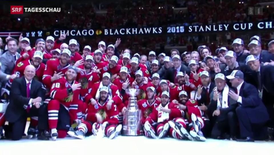 Chicago gewinnt Stanley Cup