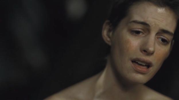 Video «Anne Hathaway singt «I Dreamed a Dream»» abspielen