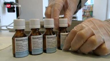 Medikamente mit Cannabis-Wirkstoff